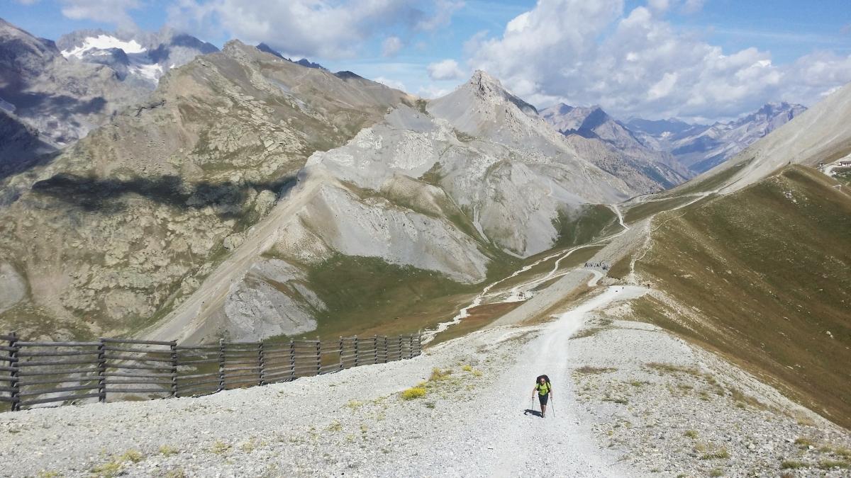 La traversée des Alpes en vol bivouac