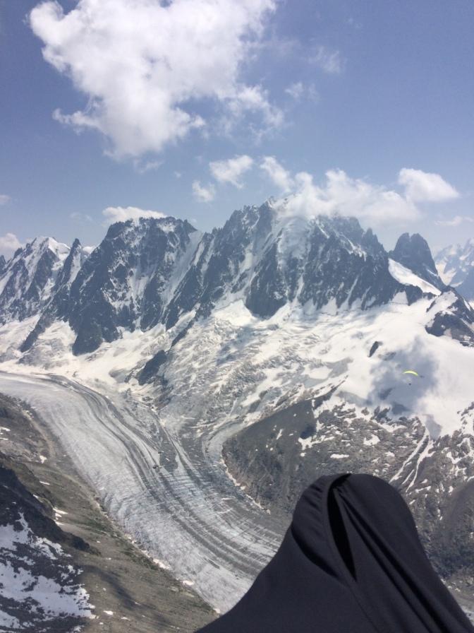 encore un glacier