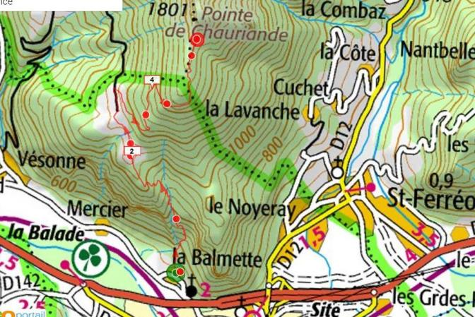 Parcours_Chauriande