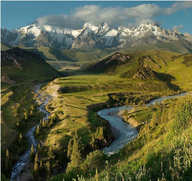 kyrgyzstan-nountain